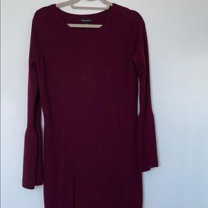 Club Monaco Sweater Dress (Size L)